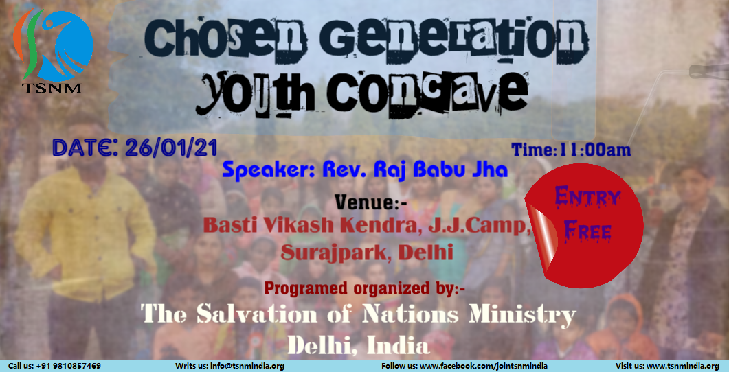 Chosen Generation Youth Conclave